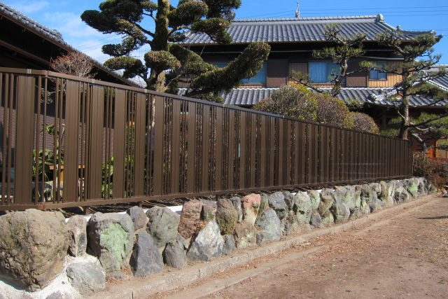 塀・フェンスのリフォーム事例