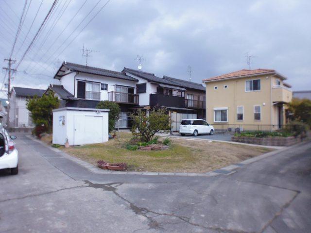 稲沢市 外構 門まわり・車庫まわり工事