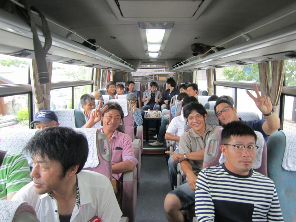 社員旅行 in 河口湖①