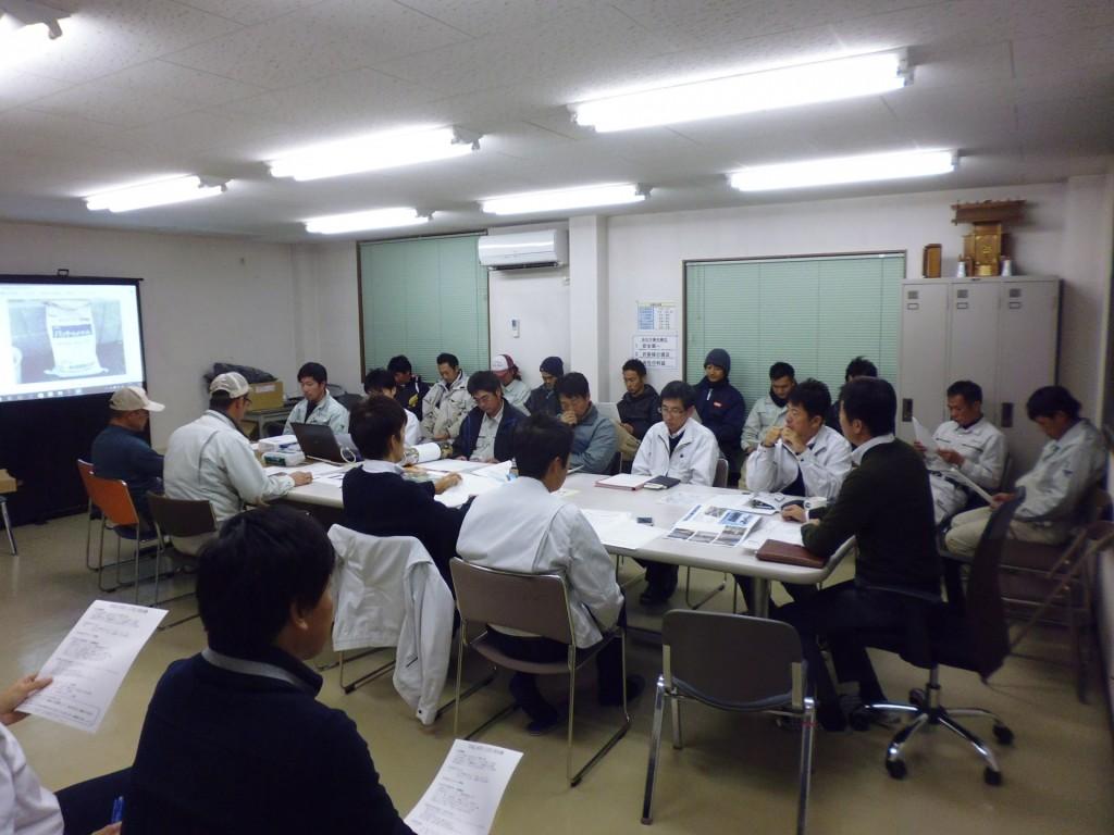 12月 職人工程会議