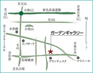 小牧本店の地図