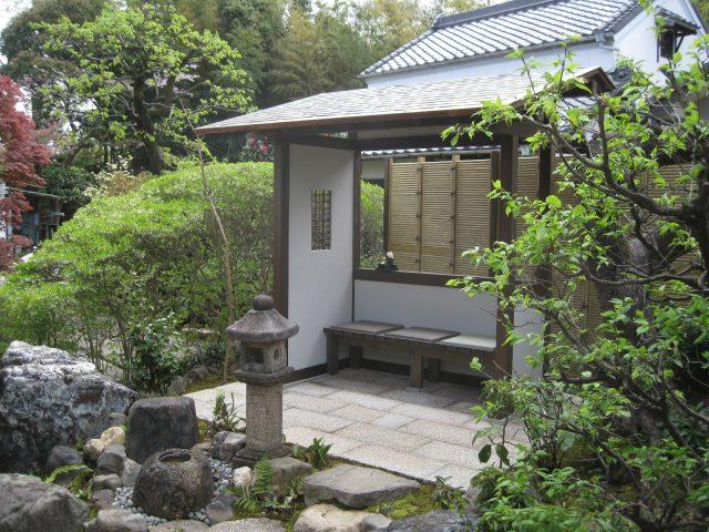 和のお庭のリフォーム工事2 名古屋市Y様邸