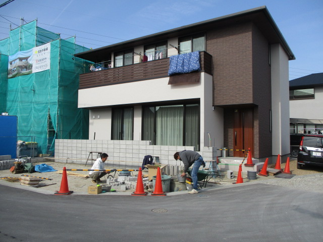 愛知県 <清須市 住友林業外構>  <一宮市 外構リフォーム>