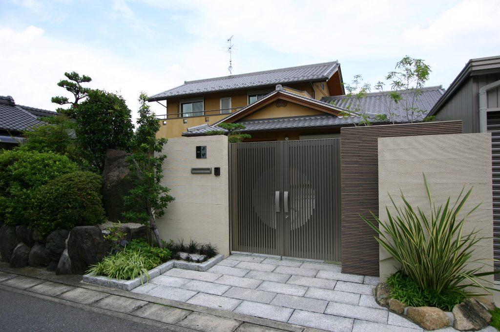日本人の繊細な美意識や自然観といった 感性を現代へ  「和の邸宅」