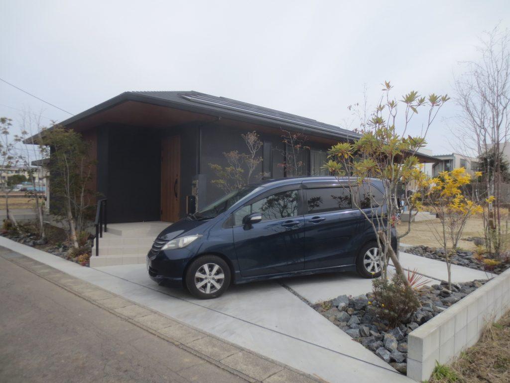 住友林業の家 お客様訪問 完成から1年経過 犬山市