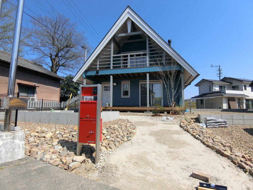 江南市ログハウスBESSの家