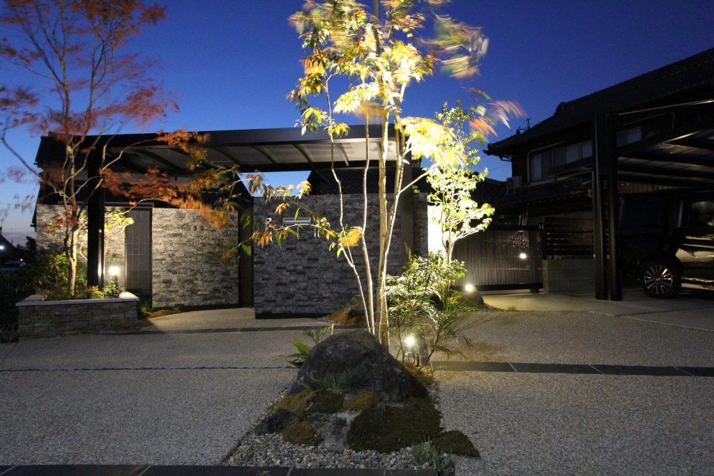 日本の美しい四季。            その繊細な移ろいを暮らしに招くデザイン。                                  <一宮市 和の邸宅>
