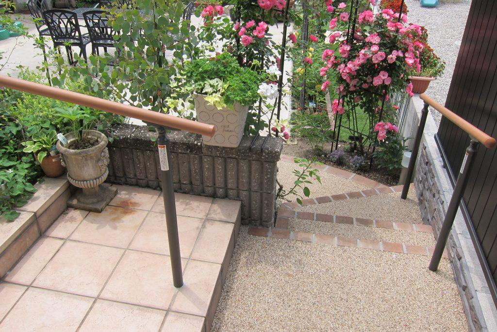 お庭を綺麗にしました。小牧市 庭リフォーム