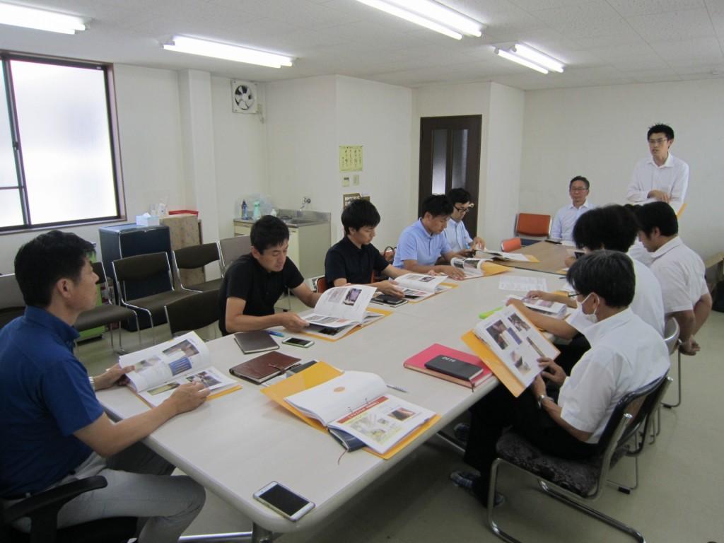 7月度工程会議